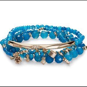 KENDRA SCOTT NWOT Supak bracelet in gold